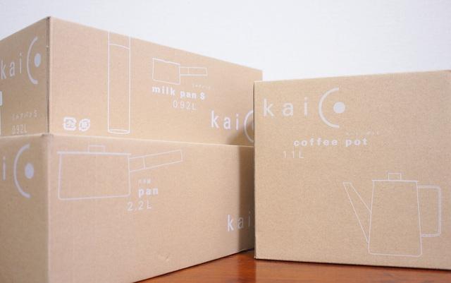 kaico パッケージ