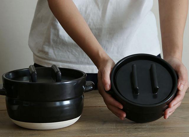 日本いいもの屋 かもしか道具店 ご飯のお鍋