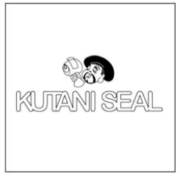 KUTANI SEAL ロゴ