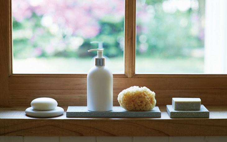 珪藻土の石鹸置き ソープディッシュ