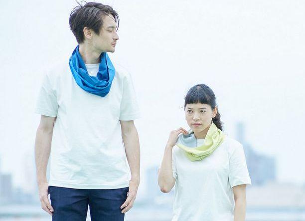 日本いいもの屋 Oo ネックアンダーウェア | 首の肌着